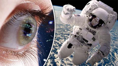 الآثار الجانبية للجاذبية والإشعاع.. كيف تتغير عين الإنسان بعد عام بالفضاء؟