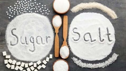 تعرف على أهمية إدراج الملح والسكر والبهارات في نظامك الغذائي